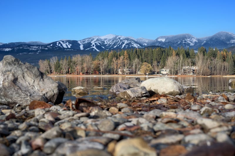 Whitefish - Best places to visit in Montana