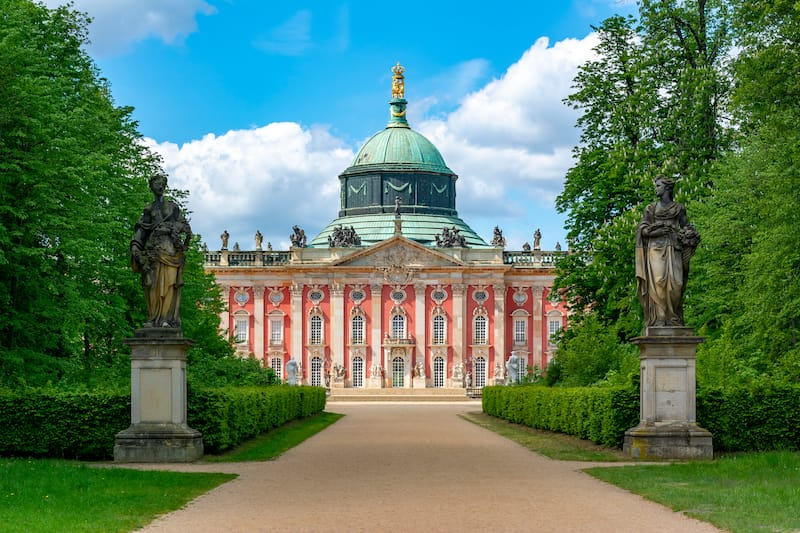 Potsdam - Berlin day trips