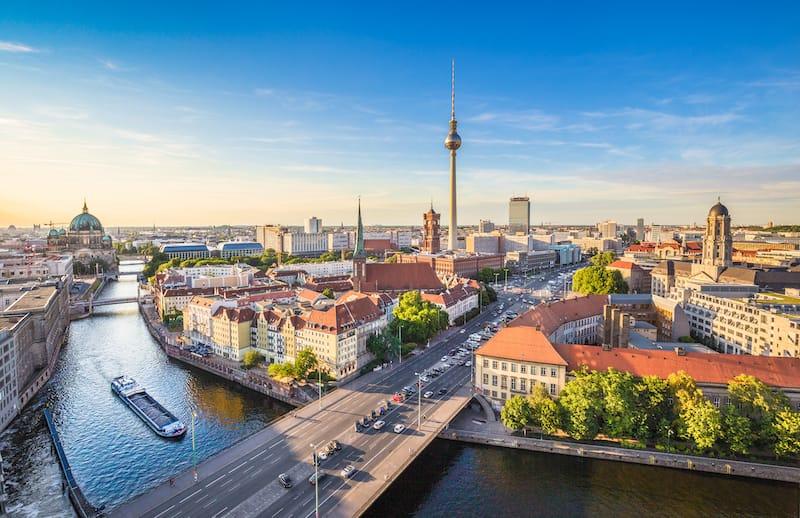 Weekend in Berlin itinerary