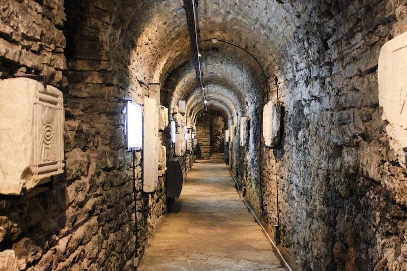 Bastion Passages in Tallinn