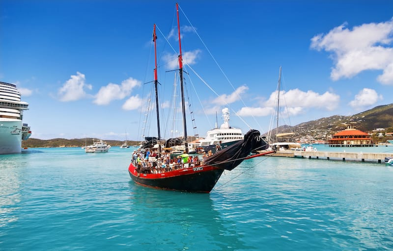 Best excursions in St. Thomas