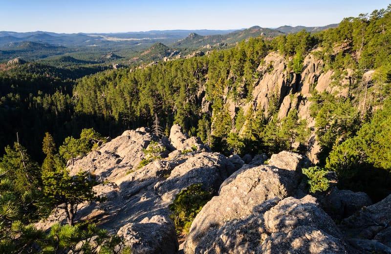 Black Hills Wyoming