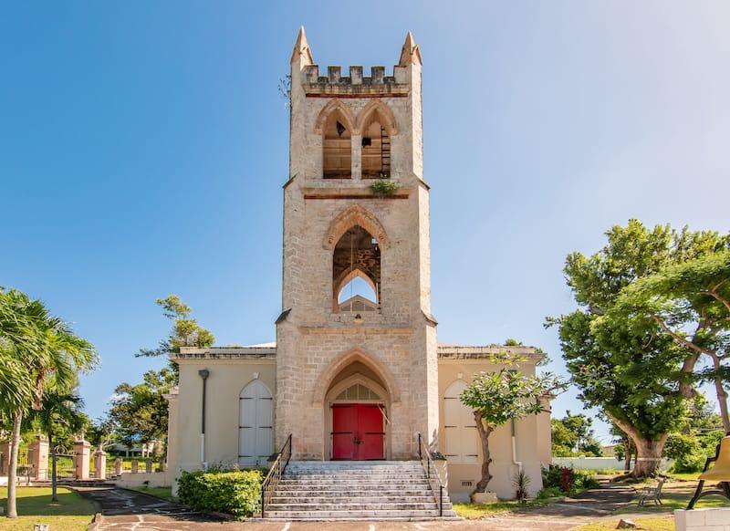 Church in Frederickstad