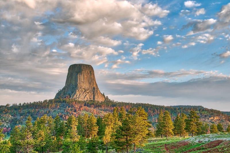 Devil's Tower - Wyoming bucket listjpg