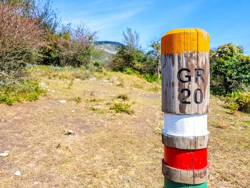 GR20 Hiking Trail 2