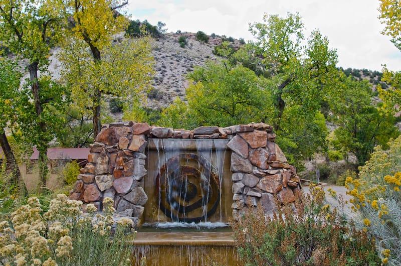 Ojo Caliente Hot Springs