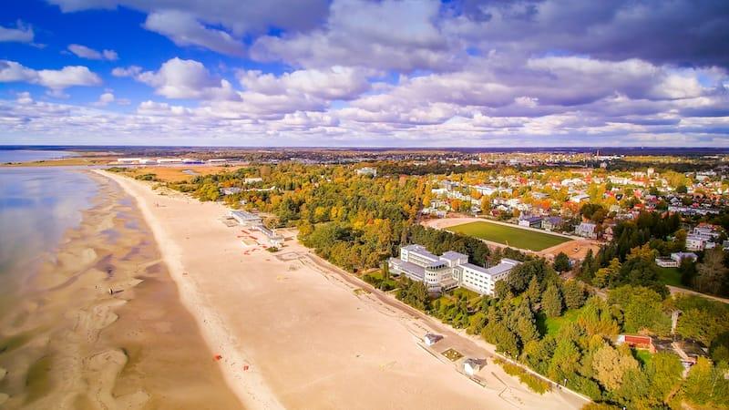 Pärnu - a must on an Estonia road trip!
