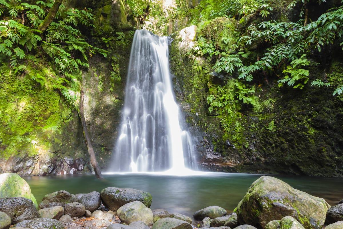 Best Azores waterfalls