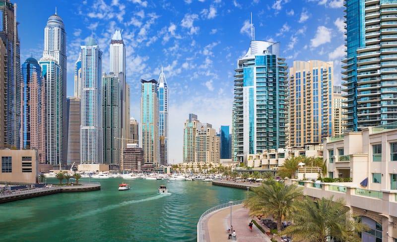 Things to do in Dubai Marina