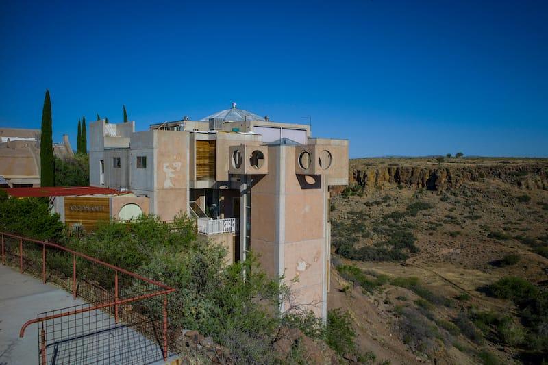 Arcosanti, Arizona - DBSOCAL - Shutterstock.com