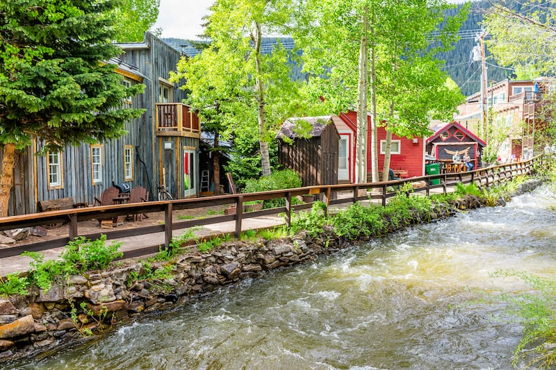 Best small towns in Colorado - Kristi Blokhin - Shutterstock.com