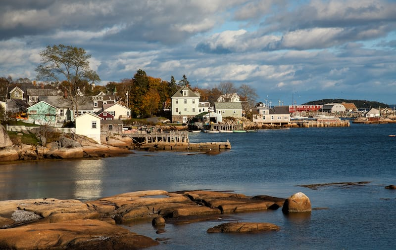 Best small towns in Maine