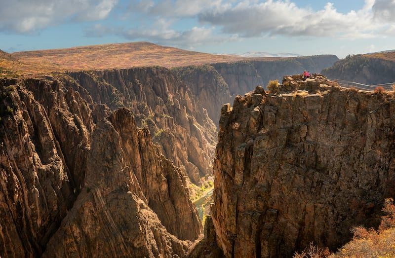 Black Canyon of the Gunnison near Paonia