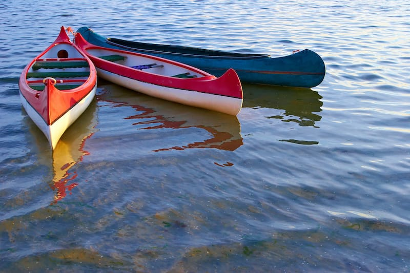 Canoeing and Kayaking in Illinois