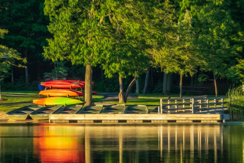 Kayaking and Canoeing in Illinois