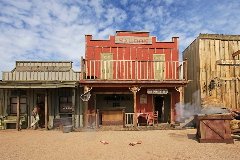 Tombstone - Best small towns in Arizona