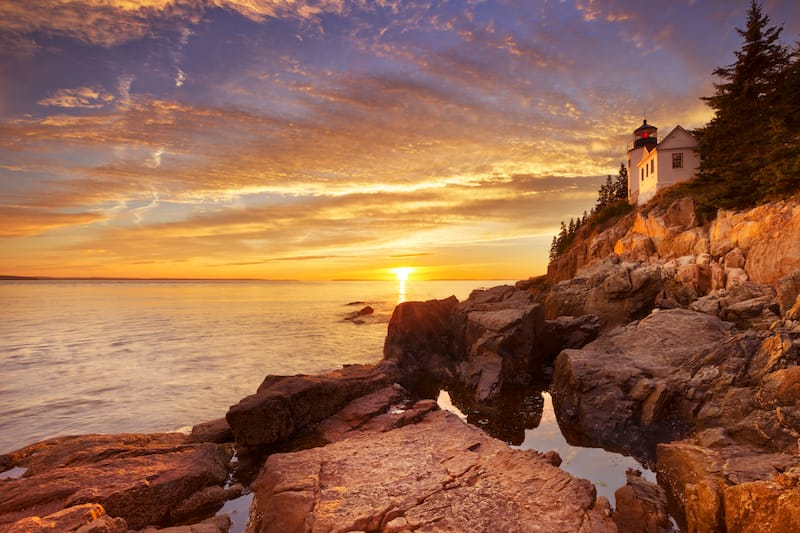 Best lighthouses in Maine