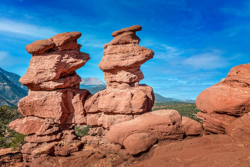 Best day trips from Colorado Springs