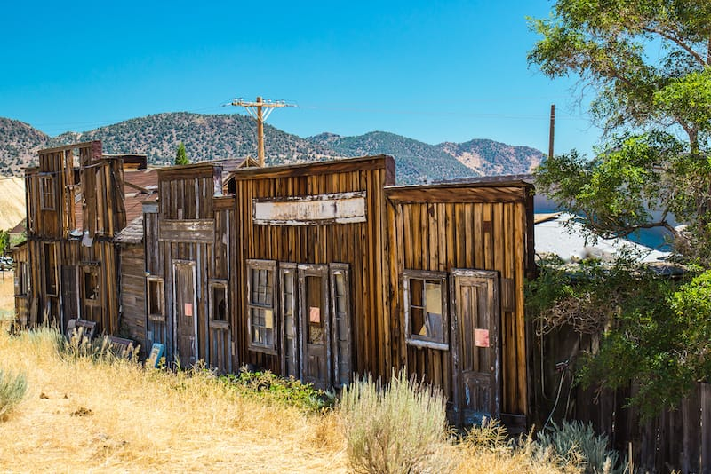 Best small towns in Nevada