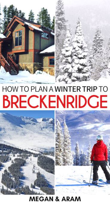 Are you interested in spending winter in Breckenridge? This guide details the best things to do in Breckenridge in winter beyond skiing! Food, activities, and more   Skiing in Breckenridge   Breckenridge winter   Breckenridge things to do   Breckenridge in December   Breckenridge in January   Breckenridge in February   Breckenridge snowshoeing   Breckenridge hiking in winter   Breckenridge snowcat   Breckenridge trails   Breckenridge sledding   Breckenridge itinerary   What to do in Breckenridge