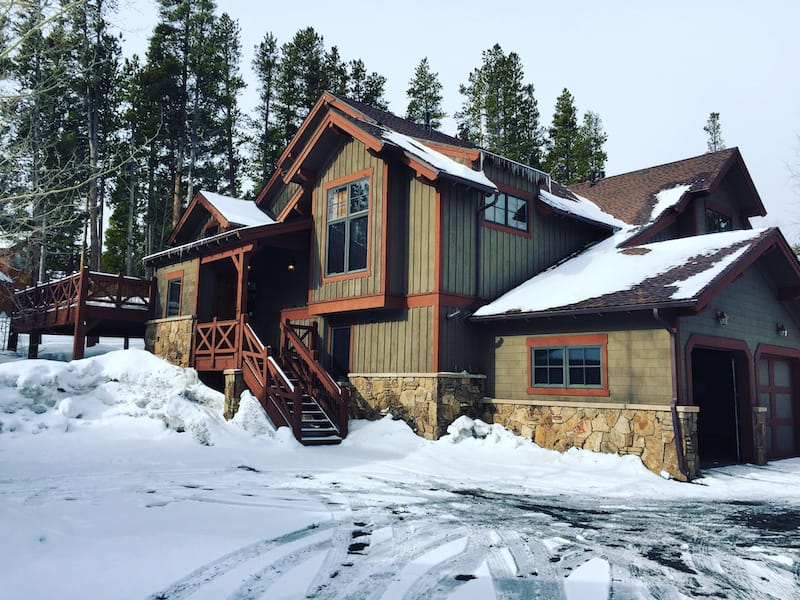 Breckenridge rental home