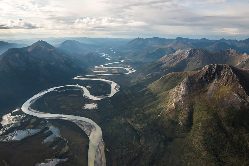 Gates of the Arctic National Park - NPS Photo by Sean Tevebaugh