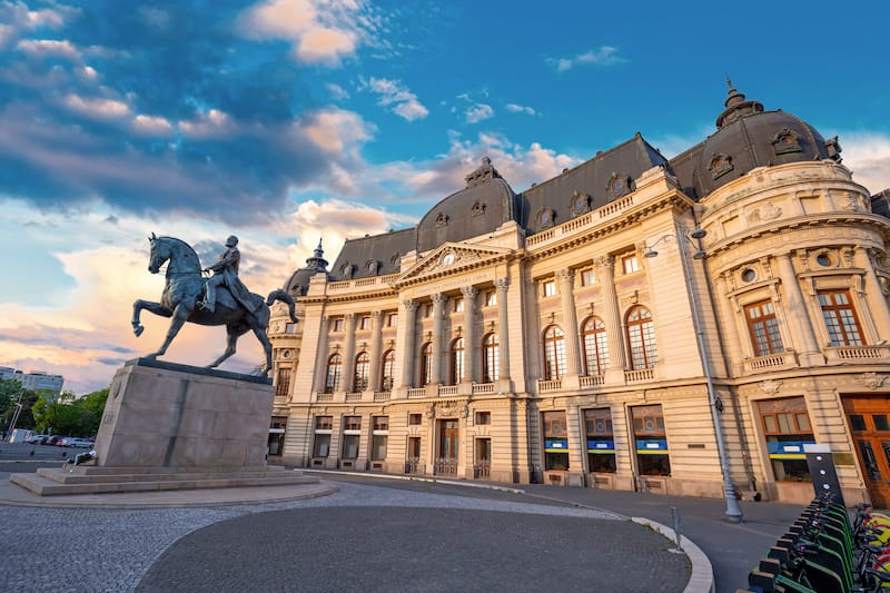 How to spend a weekend in Bucharest, Romania