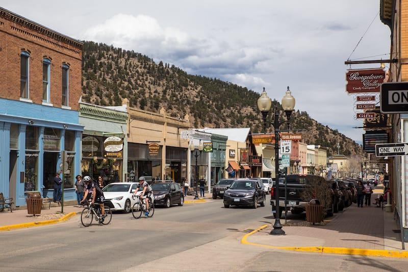 Idaho Springs, CO - littlenySTOCK - Shutterstock.com