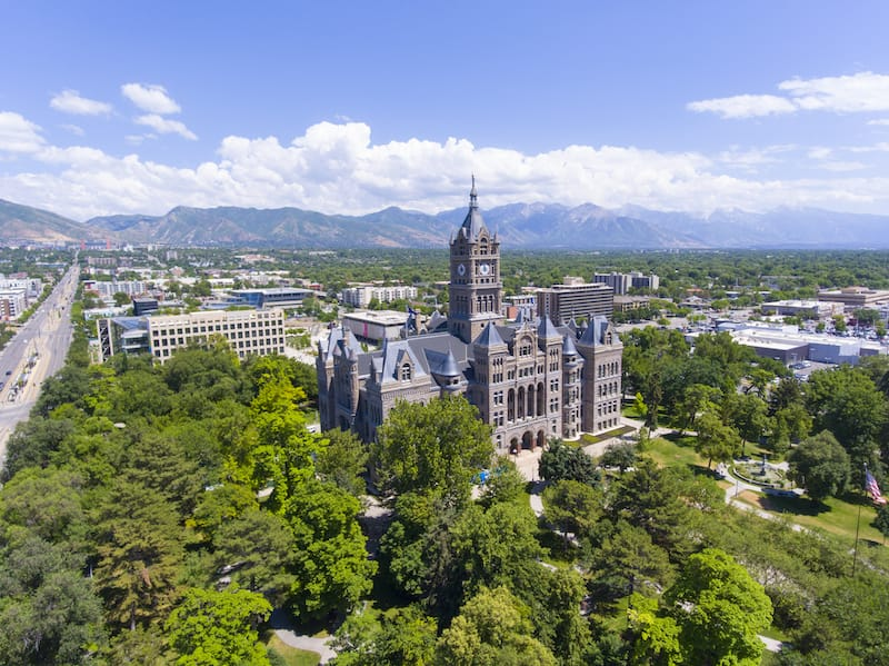 Itinerary - 1 day in Salt Lake City