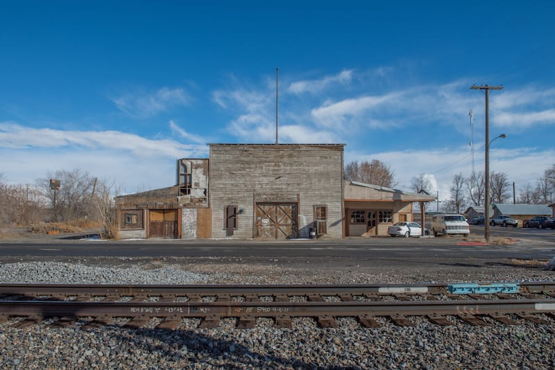 Lovelock, Nevada - O.C Ritz - Shutterstock.com