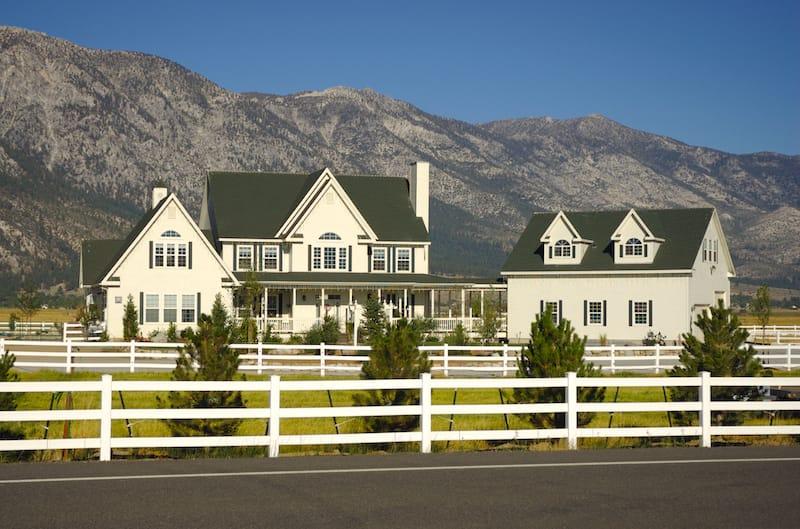 Luxury ranch near Minden, NV