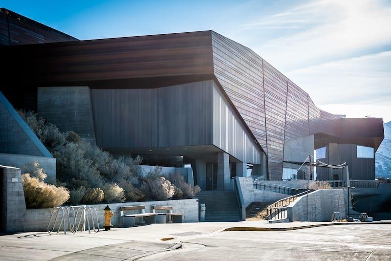 Natural History Museum of Utah - Uladzik Kryhin - Shutterstock.com