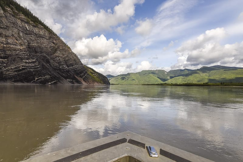 Yukon-Charley Rivers National Preserve (photo via Alaska NPS)