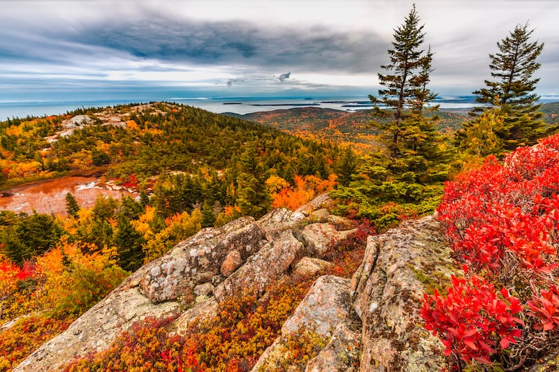 Best Places to Visit in October in the USA