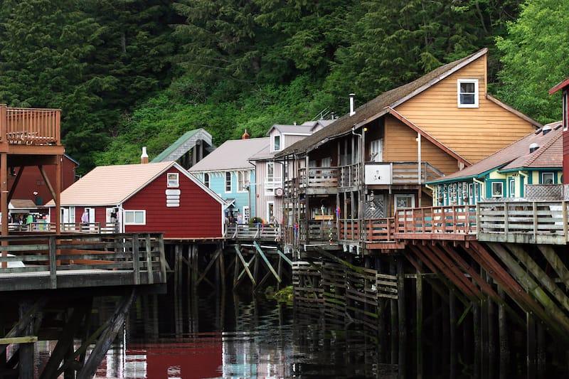 Best small towns in Alaska