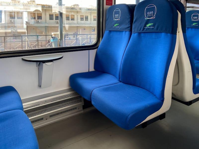 Train to Matera