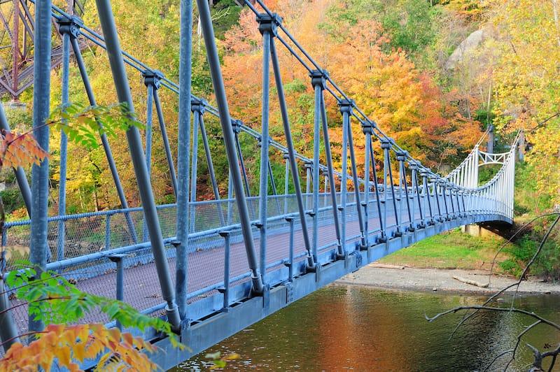 Hudson Valley in October