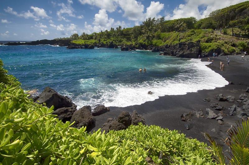 Maui in October