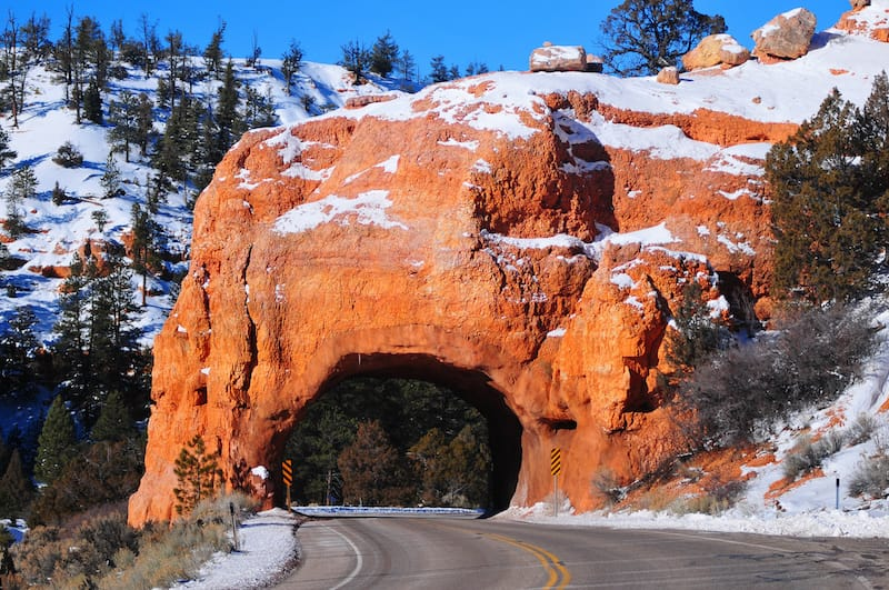 Red Arch Road Tunnel