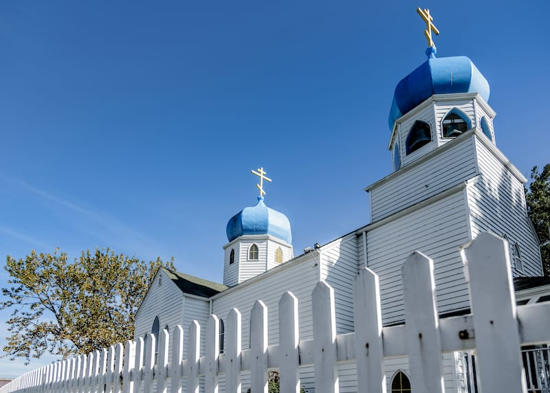 Russian Orthodox Church in Kodiak