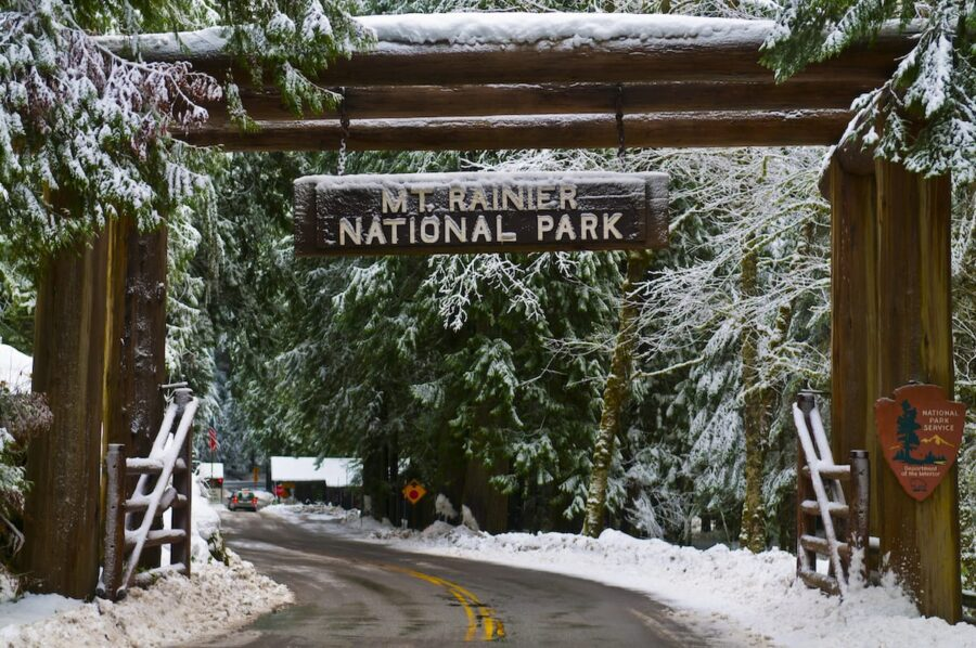 Best day trips from Seattle in winter