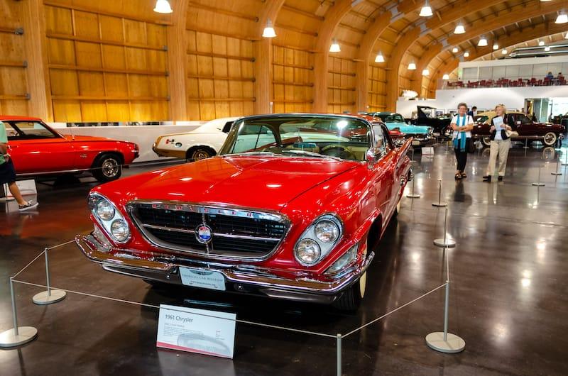 Car Museum - Robert Mullan - Shutterstock.com