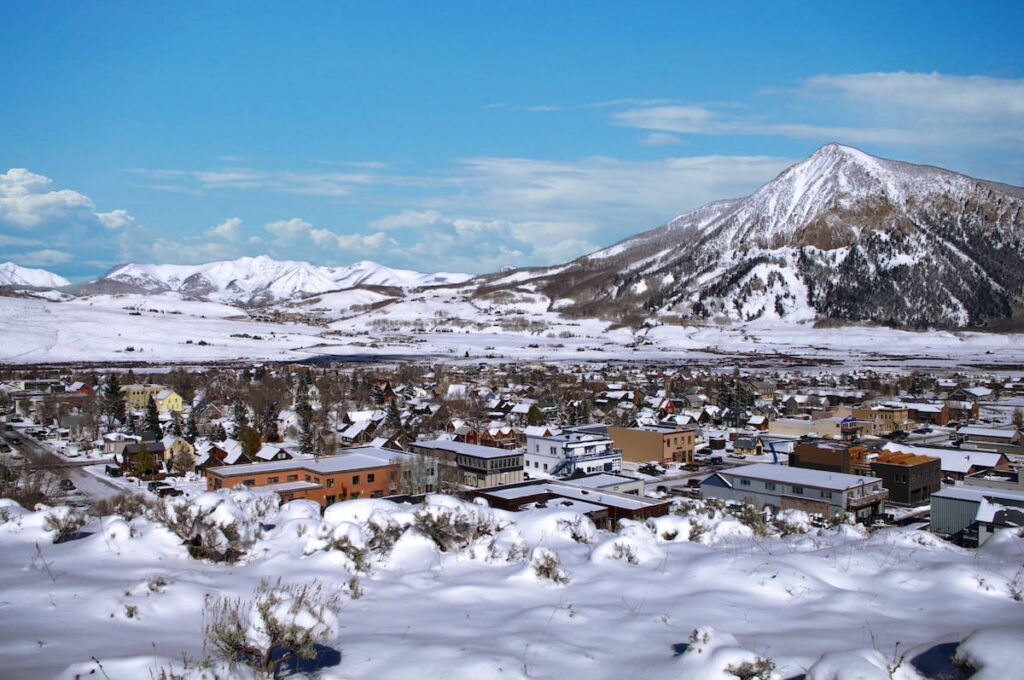 Things to do in Crested Butte in winter